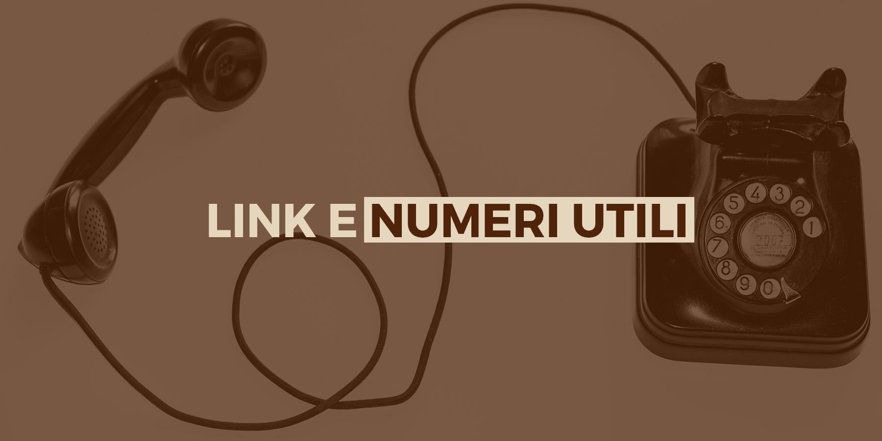 StartUno-link-numeri-utili