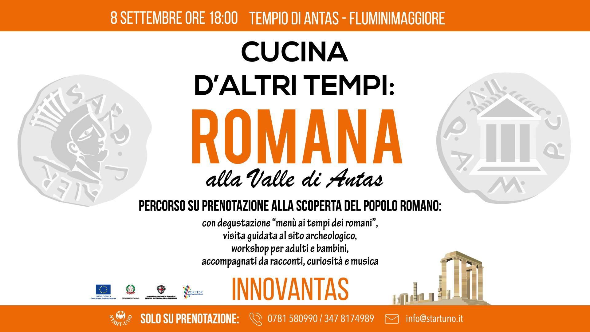 eventi-tempio-antas-cucina-daltri-tempi-romana